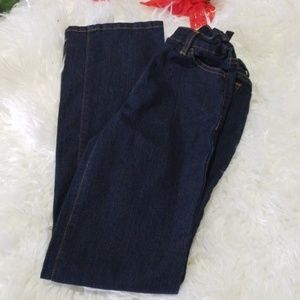 Girls size 12 jeans faded glory
